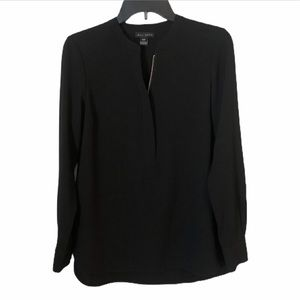 Willi Smith | Zip Front Blouse